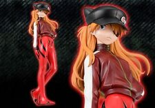 Sega Evangelion EVA Movie Asuka Langley Shikinami Hat Ver Premium Figure NEW