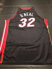 SHAQUILLE O'NEAL 2005-06 Game Used MIAMI HEAT Jersey GREY FLANNEL LOA