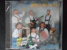 Grenzland Vagabunden aus Zöbern/Alles und mehr ovp. 12 TRACK/CD