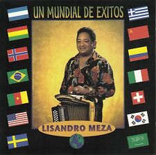 Lisandro Meza Un Mundial De Exitos CD Nuevo Sealed