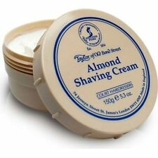 Taylor of Old Bond Street Almond Shaving Cream Bowl, 150 grams - 01002