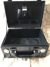 Bobbi Brown Beauty Makeup Train Case Gently Used