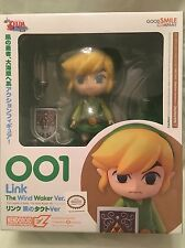Nendoroid Link: The Wind Waker ver. 001 Authentic Good Smile Company New Zelda