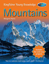Kingfisher Young Knowledge - Mountains By Margaret Hynes - New