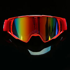 ATV Quad Sport Motocross Dirt Bike Motorcycle Goggles Adult Rider Racing Eyewear