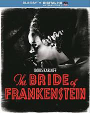 The Bride of Frankenstein (Blu-ray Disc, 2014)