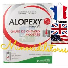 ALOPEXY 5 % Minoxidil Lotion Hair Loss , Anti-Fall Loss Regrows Hair 3 month