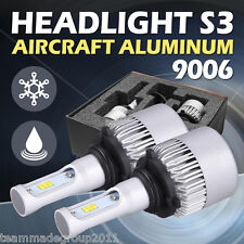 S3 CSP PHILIPS 9006 252W 6500K LED HEADLIGHTS KIT HB4 LOW BEAM HIGH POWER PK 80W