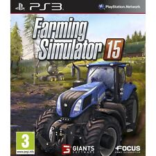 Farming Simulator 15 PS3 Game Brand New