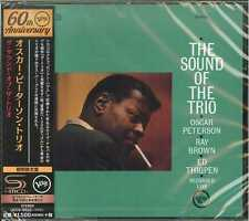 THE OSCAR PETERSON TRIO-THE TRIO- LIVE FROM CHICAGO-JAPAN SHM-CD Ltd/Ed C94