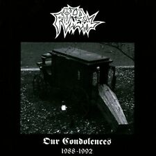 OLD FUNERAL-OUR CONDOLENCES  CD NEW