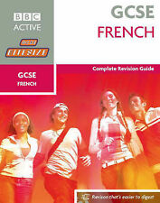 Harriette Lanzer French: Complete Revision Guide (Bitesize GCSE) Very Good Book