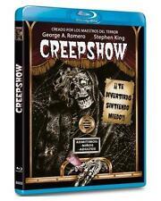 ★ George A. Romero's Die Unheimlich verrückte Geisterstunde Creepshow Blu Ray