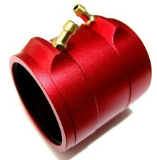 RC boat water cooling jacket Ø36x45mm for B36 540/550 brushless motor - RED