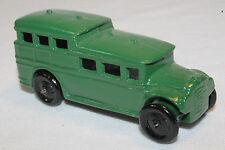 1930's Slush Cast Overland Bus, Nice, Restored