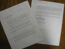 MICHAEL JAHN Jim Morrison/The Doors  Signed  8 X 11 1984  2-Page Personal Letter