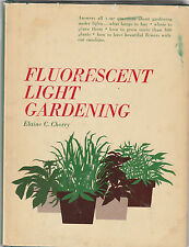 FLUORESCENT LIGHT GARDENING-Elaine C. Cherry