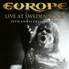 Europe - Live At Sweden Rock-30th Anniversary Show *2 CD*NEU*