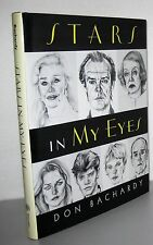 SIGNED Stars in My Eyes by Don Bachardy (2000, Hardcover) BOOK, Art, Artist