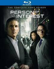 PERSON OF INTEREST BLU-RAY - COMPLETE FIRST SEASON - BRAND NEW