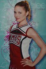 DIANNA AGRON - A3 Poster (ca. 42 x 28 cm) - Glee Clippings Fan Sammlung NEU