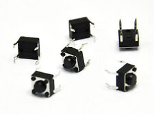 10pcs 6x6x5mm TACT Switch Push Button 4 Legs For Arduino AVR ARM PCB