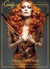 CANDY Transversal Magazine #4 TILDA SWINTON Andrej Pejic PATRICIA FIELD @New@