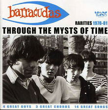 BARRACUDAS - THROUGH THE MYSTS OF TIME - 70S SURF ROCK GARAGE DEMOS & OUTTAKES