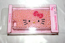 Sanrio Hello Kitty Rhinestone Bling Bling iPhone 5/5S Case Cover