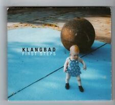 (HA71) Klangbad, First Steps - 2002 CD