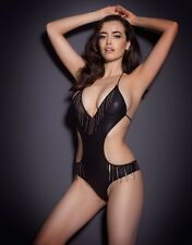 Agent Provocateur LU-LOU SWIMSUIT in BLACK - AP Size 3 - BNWT