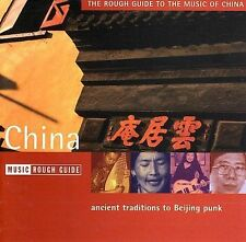 Rough Guide to the Music of China Rough Guide Audio CD
