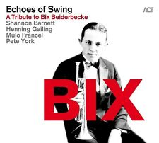 Mulo // + Echoes of swing/Francel-Bix. a tribute to Bix Beiderbecke 2 CD NEUF