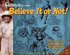 Ripley's Believe It or Not! : The Original Cartoons That Started It All! by...