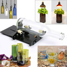 NEW Glass Bottle Cutter Machine Glass Bottle Cutting Tool with fast shipping