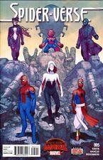 Spider- Verse #5 (NM)`15 Costa/ Araujo