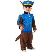 Paw Patrol Chase Child Halloween Costume sizes Toddler 2t