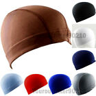 Spandex Dome Cap Helmet Liner Sports Biker FootBall Beanie Hat Headwrap Stretch