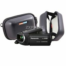 ST Hard Camcorder Case Bag For JVC GZ-E105BEK GZ-EX315BEK GZ-VX815BEK