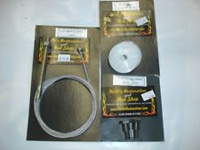 55 56 57 Chevy Emergency Brake Cable and Roller Set