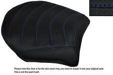Colección de diseño Azul St Personalizado Para Bmw R 1200 Rs 15-16 Trasera Bajo De Cuero Funda De Asiento