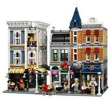 Assembly Square Modular Building Blocks Toys 4002 Pcs - MOC 10255 DHL Delivery