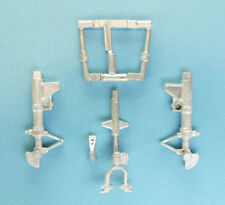 F9F/F-9 Cougar Landing Gear improved for 1/48th Scale Kitty Hawk SAC 48269