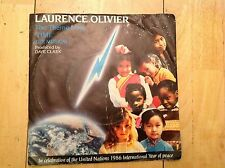"Laurence Olivier-The Theme From 'Time' The Musical 7"" 45-EMI, 5539, 1985, Pictur"