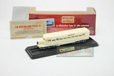 1/87 HO Scale ATLAS Tram Model LA MICHELINE TYPE 51 Dite coloniale 1933