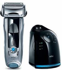 Braun Series 7 745 Pulsonic Pro-System Electric Shaver With Clean Renew Charger