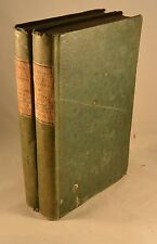 ATHENS Its Rise and Fall Greece 1837 1st Edition Two Volumes