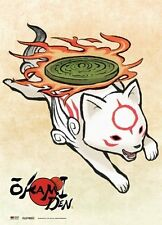 *NEW* Okamiden Chibiterasu Wall Scroll