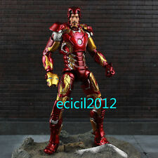 Marvel Select Legends Universe Iron Man Mark XLIII Tony Stark Action Figure 7""
