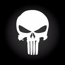 The Punisher Auto Adesivo Sticker Decal JDM OEM TESCHIO SKULL 10,0 x 13,9 cm